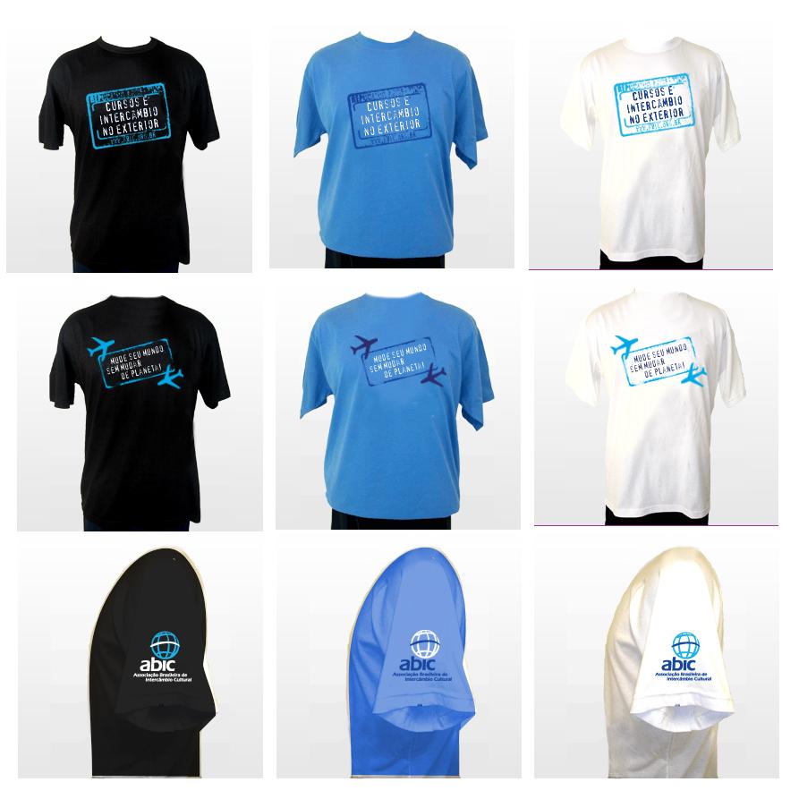 2009 - abic - camiseta